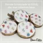 Schokoladentaler Dona Clara