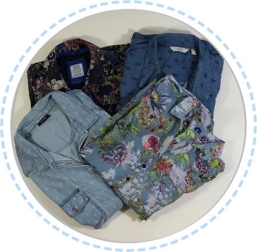 Kleidung Erinnerungskissen